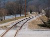 The track of the Payerbach-Hirschwang Narrow Gauge railway