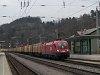 Az ÖBB 1116 093-4 Payerbach-Reichenau állomáson