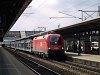 Az ÖBB 1116 149-4 Bécsújhely állomáson