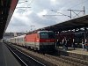 Az ÖBB 1044 063 Bécsújhely állomáson