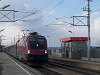 The ÖBB 1116 216 seen at Parndorf Ort