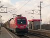 The ÖBB 1116 001-7 seen at Parndorf Ort