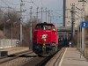 A ÖBB 2070 059-7 Pándorfalu község megállóhelyen