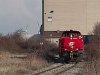 A ÖBB 2070 059-7 Pándorfalu és Nezsider között a vonal régi, Győr felőli bekötésén