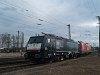 A MRCE Dispolok ES 64 F4 151 Hegyeshalom állomáson
