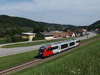 Az ÖBB 5022 044-9 Petersbaumgarten és Edlitz-Grimmenstein között