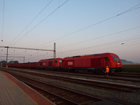 The ÖBB 2016 087-6 seen at Szentgotthárd
