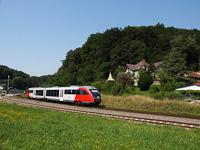 Az ÖBB 5022 038-1 Lassnitzhöhe állomáson