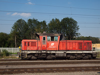 Az �BB 2068 056-7 Gratwein-Gratkorn �llom�son
