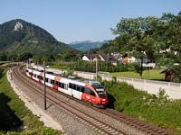 Az ÖBB 4024 005-3 Stübing és Peggau-Deutschfeistritz között