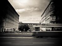 Bécsi villamosok