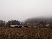 Egy ismeretlen ÖBB 5022  Söchau és Hatzendorf  között