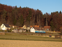 The StLB ET 1 seen between Prädiberg and Oedt