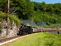 A NÖVOG Mh 6 Schwarzenbach an der Pielach és Frankenfels között