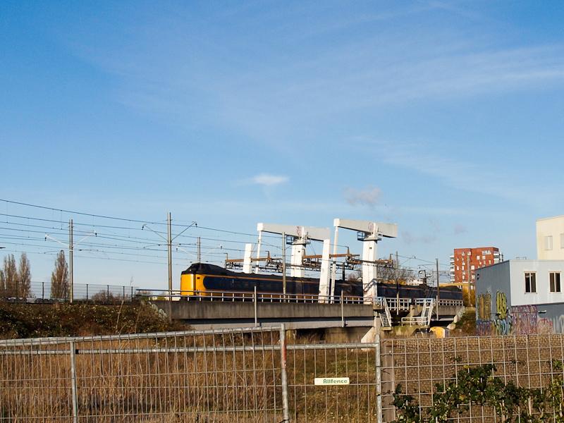 An NS Koploper trainset see photo