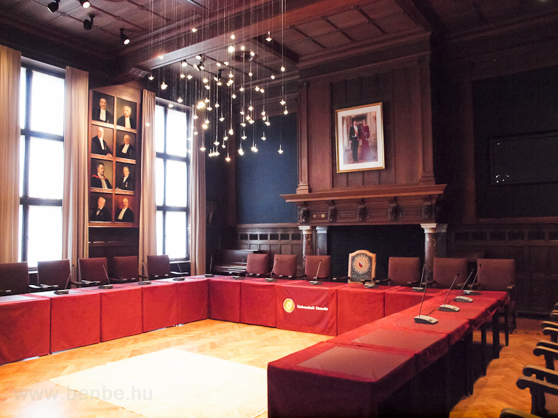 Utrecht, the Senate