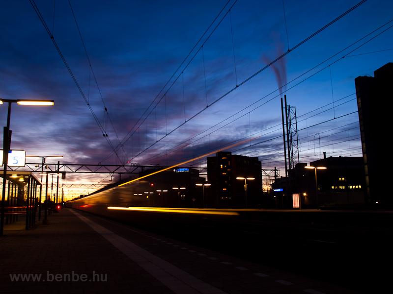 Leiden Centraal  fotó