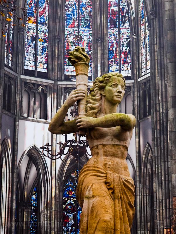 The Domkerk at Utrecht photo