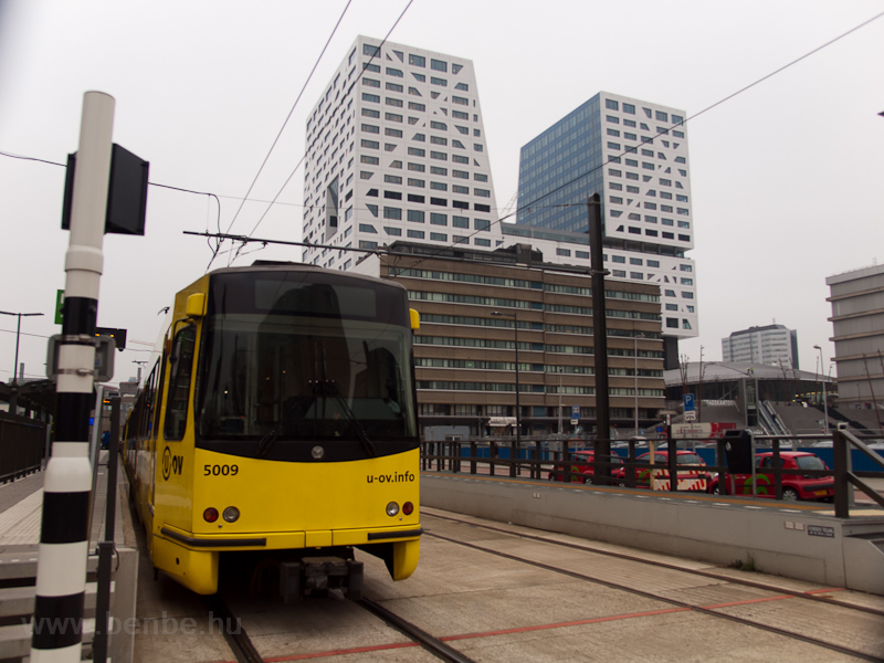 The Utrecht Sneltram picture