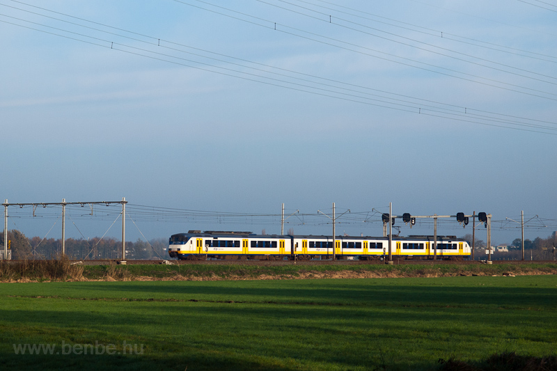 An NS Plan Y Sprinter train picture