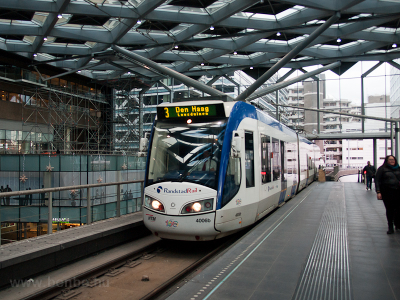 An Alstom Citadis tram of t picture