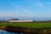 A Nederlandse Spoorwegen SLT motorvonata Voorschoten és De Vink között