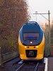A VIRM trainset at Leiden Lammenschans