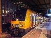 A 7513 pályaszámú NS NID (DD-AR-ből átalakított, rövid InterCity motorvonat) Eindhoven állomáson