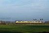 An NS Plan Y Sprinter trainset seen between De Vink and Voorschoten