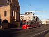 Refurbished tram in The Hague