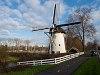 Roomburger Windmill at Leiden