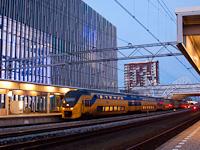 An NS VIRM seen at Leiden Centraal