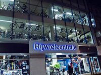 Bike shop at Eindhoven