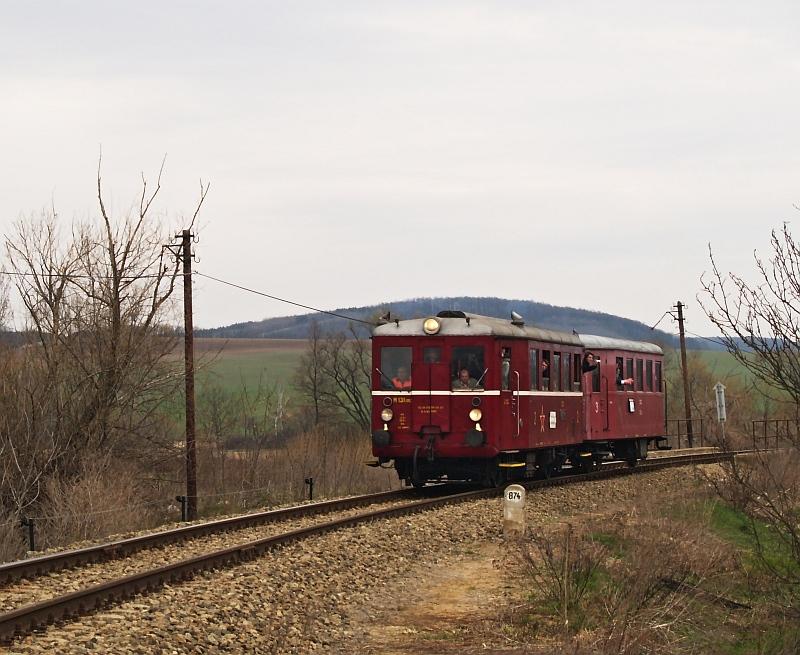 Az M 131.1053 Nógrádszakálban fotó