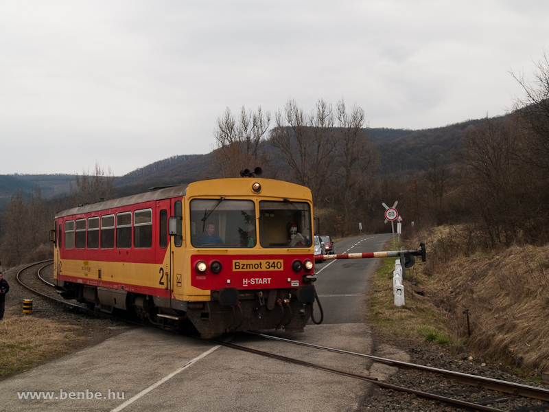 The Bzmot 340 at Ráróspuszta photo