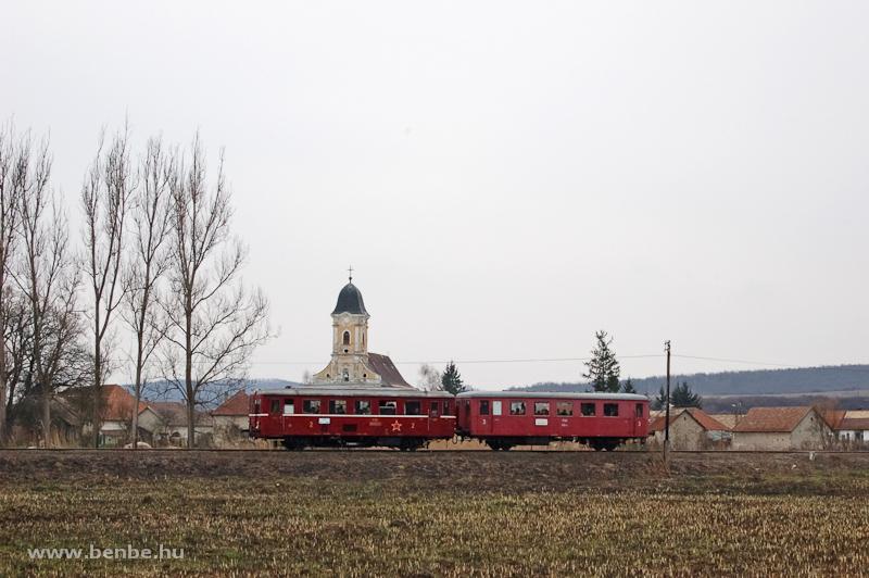 Az M 131.1053 Litkénél fotó