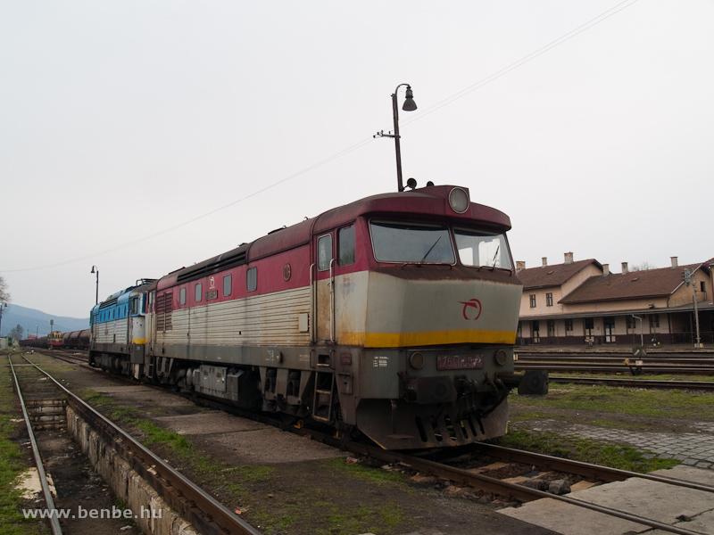 A ŽSSKC 751 035-4 Füleken fotó