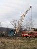 A crane at Fülek