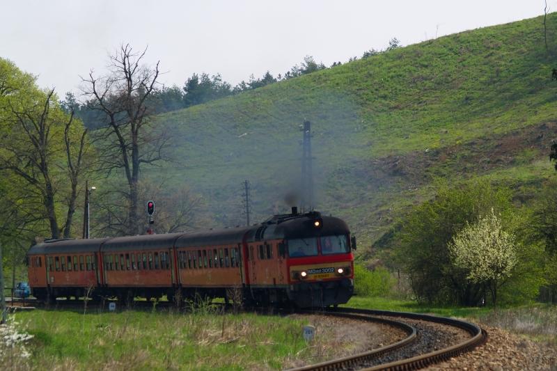 MDmot 3002 Vokányban fotó