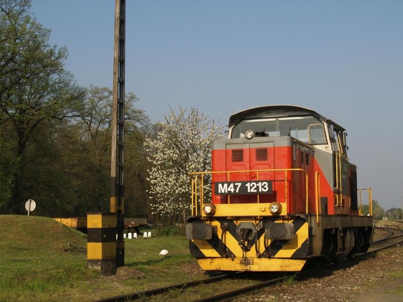 The M47 1213 at Villány photo