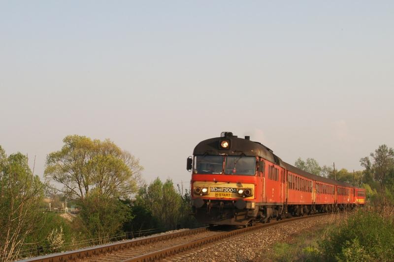 MDmot 3004 Vill�nyi el�gaz�s �s Vill�ny k�z�tt fot�