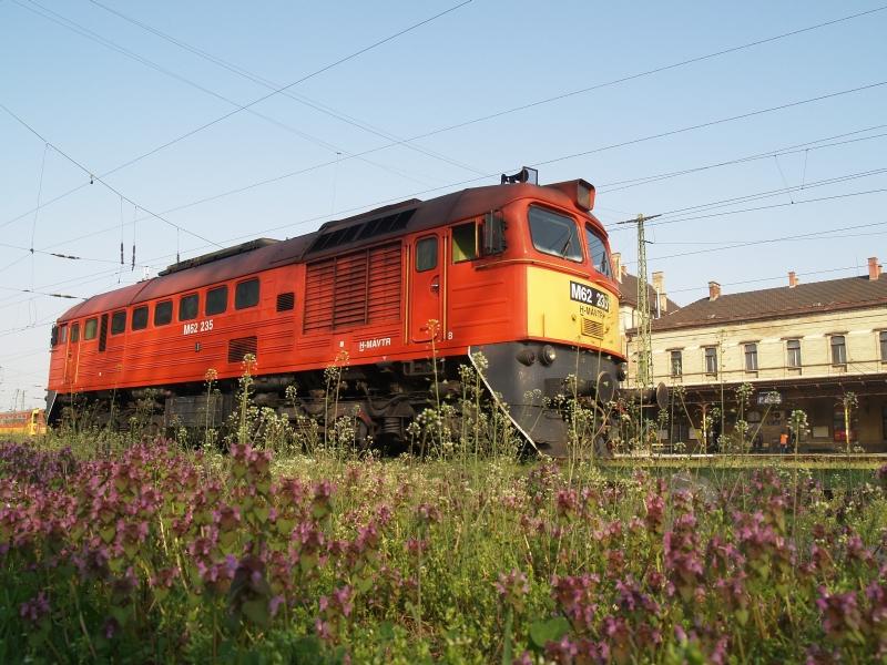M62 235 kiváló színben Pécsett fotó