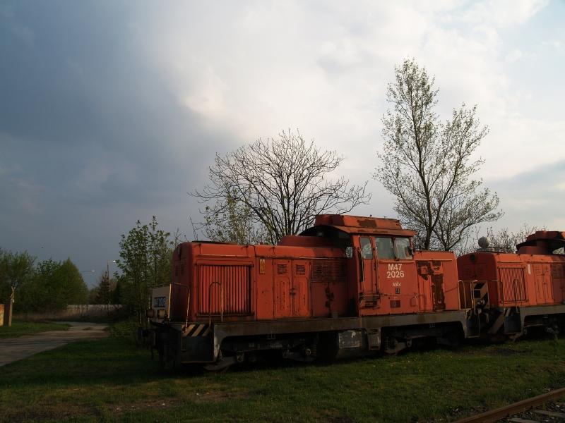 M47 2026 a székesfehérvári fűtőházban fotó