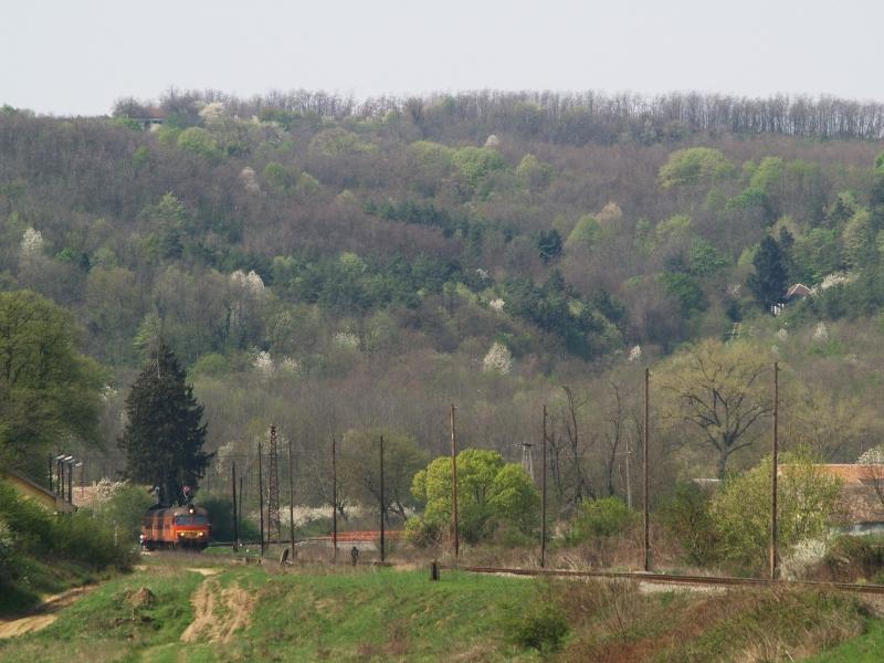 Btx 011 érkezett Vokány - immár - megállóhelyre fotó