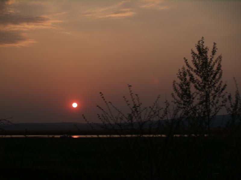 A Velencei-t� a naplement�ben fot�