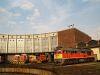 M47 1312, M47 1231, Bzmot 321, M28 1003 és M62 305 a székesfehérvári fűtőházban
