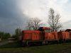 M47 2026 a székesfehérvári fűtőházban