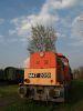 M47 2051 a székesfehérvári fűtőházban
