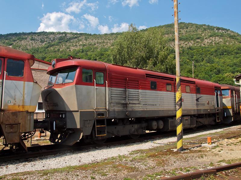 A ŽSSKC 751 206-4 Pelsőcz állomáson fotó