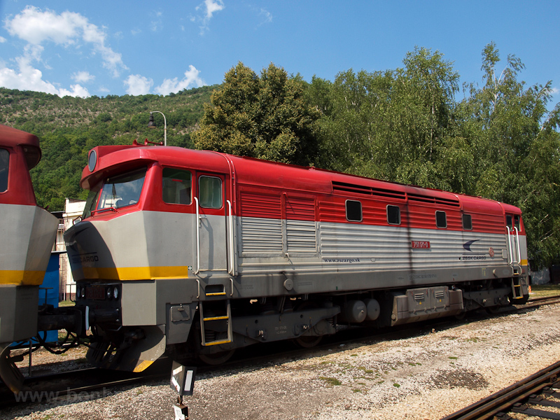 A ŽSSKC 751 171-0 Pels fotó